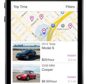 Turo, Getaround are like Uber/Lyft for rental cars