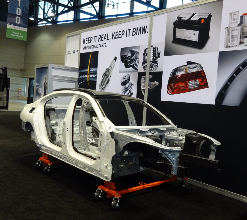 BMW On Certified Auto Body Expansion: 'Never Been A Better