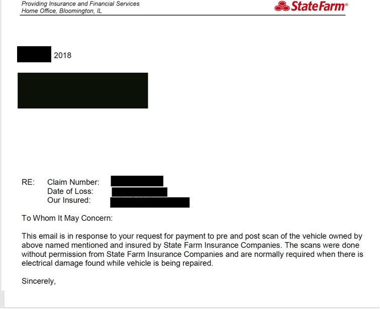 Following Premium Cuts Multiple Reports Of State Farm Denying