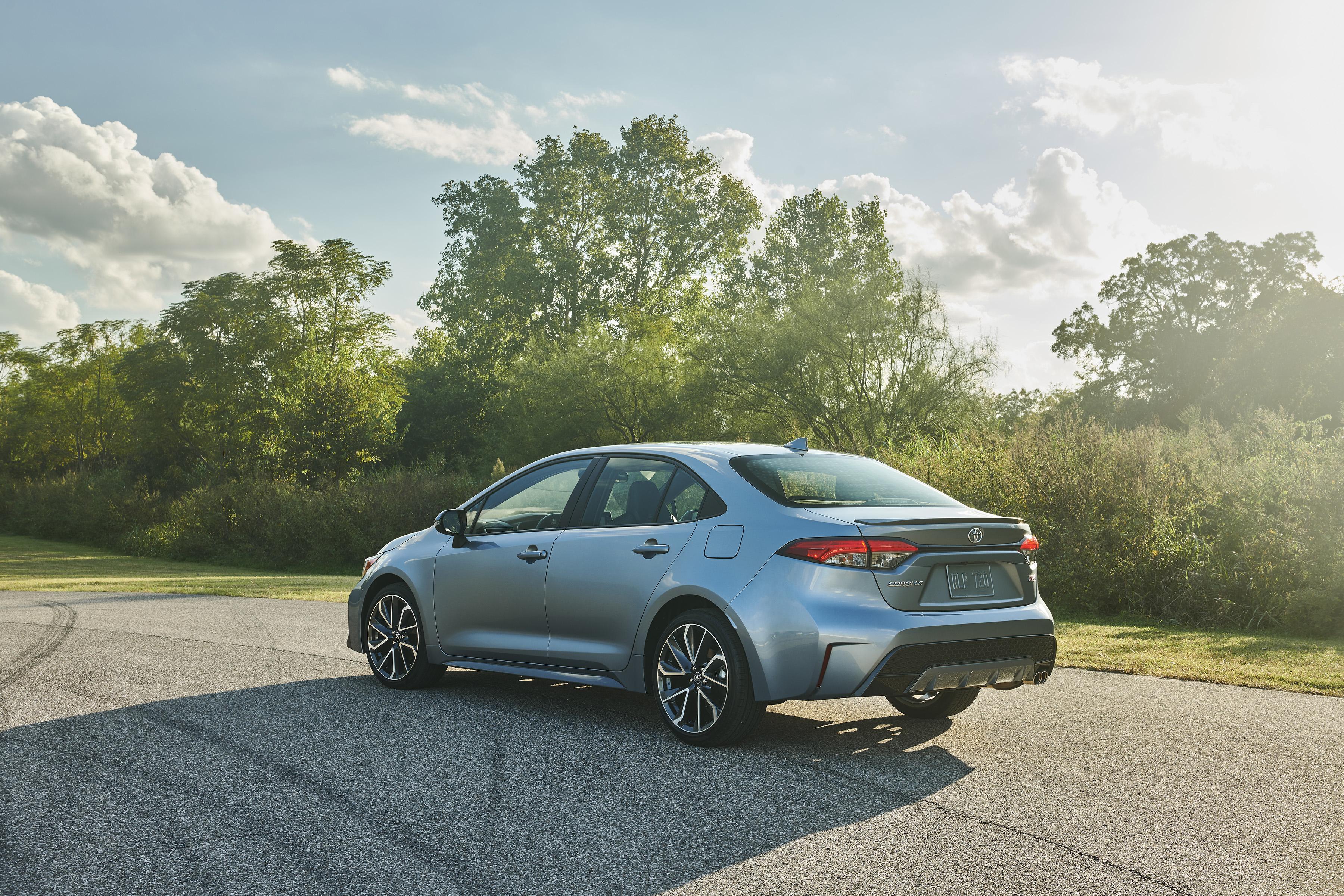 Toyota: Next-gen 2020 Corolla ups UHSS steel, revamps noise