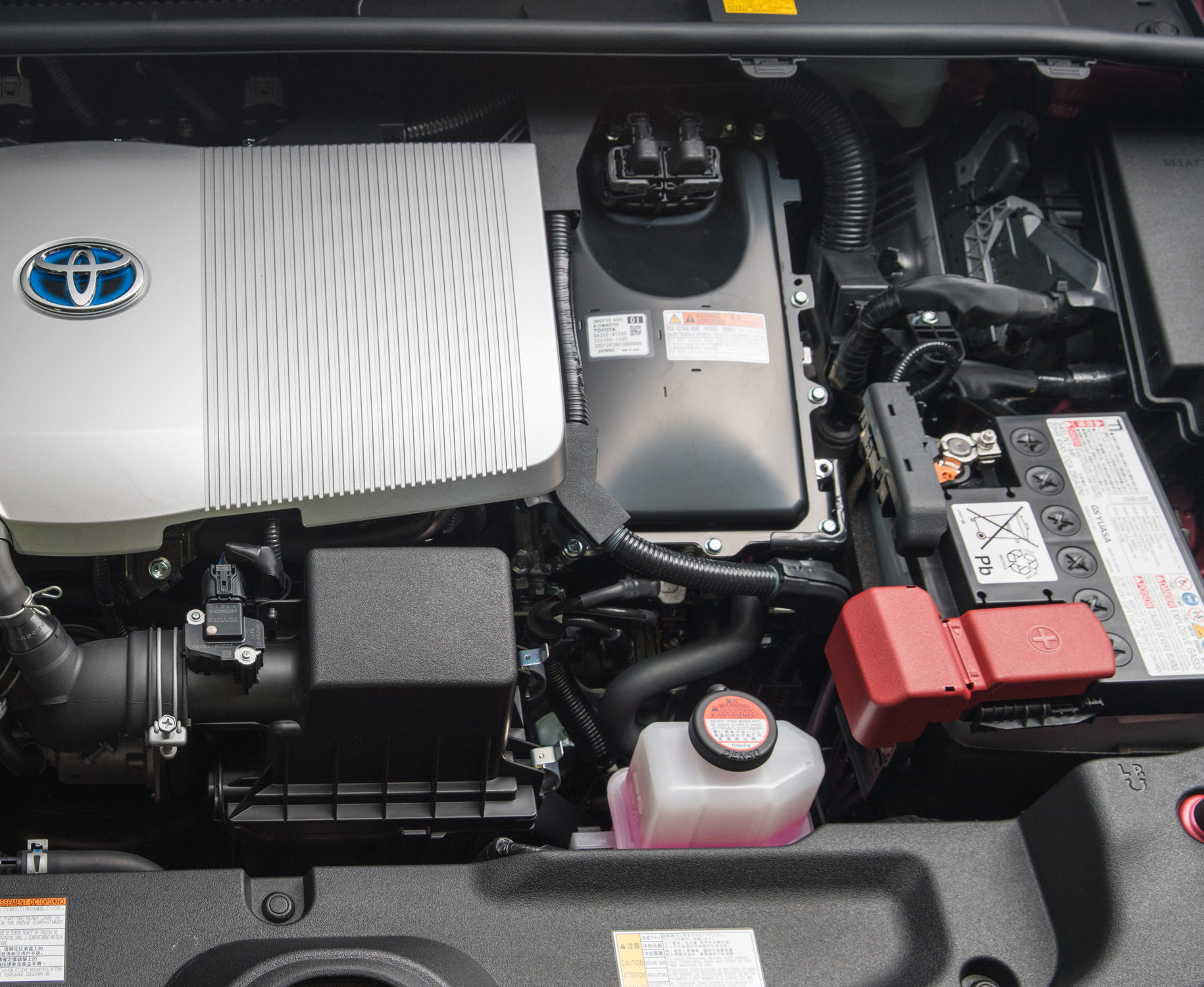 Toyota Prius 12v Battery