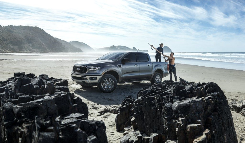Ford: Two-thirds of 2019 Rangers so far had optional appearance package - Repairer Driven ...