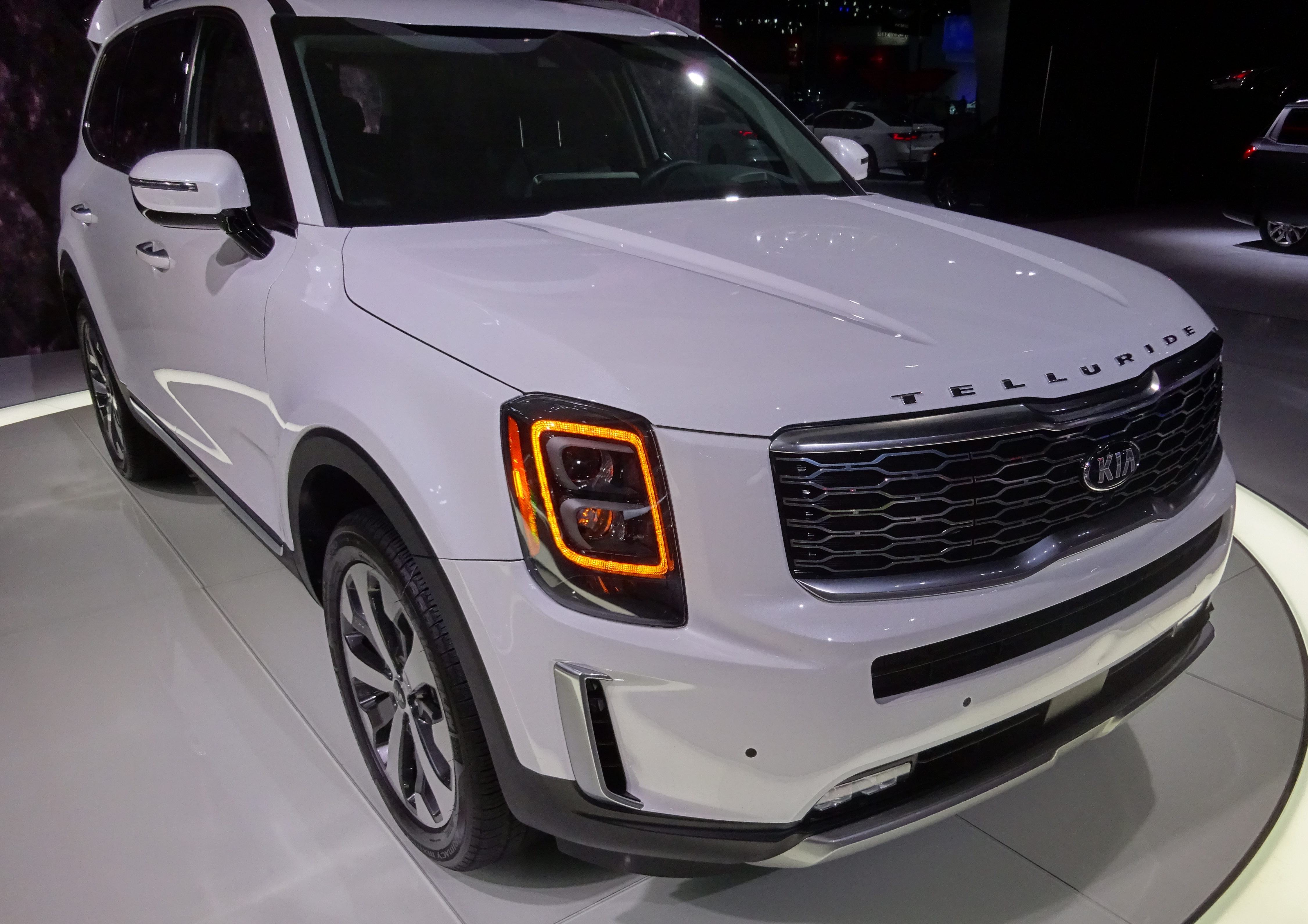 2020 Kia Telluride Has A Lot Of High Strength Steel Offers