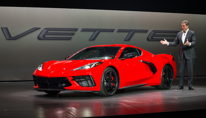 Mid Engine 2020 Corvette Stingray Incorporates Aluminum Carbon Fiber Repairer Driven Newsrepairer Driven News