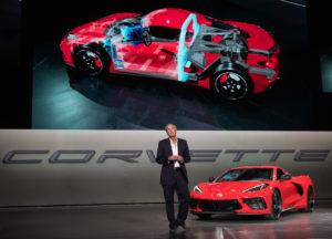 Mid Engine 2020 Corvette Stingray Incorporates Aluminum Carbon