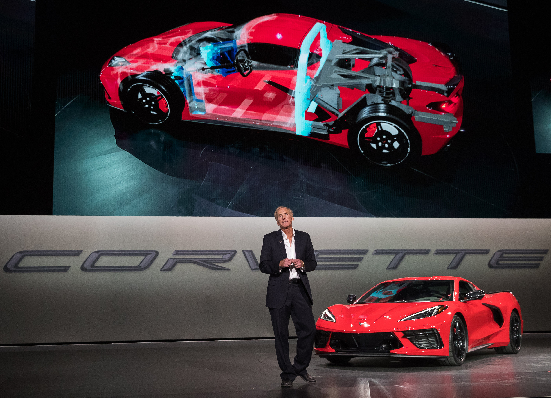 Corvette Top Speed 2020.Mid Engine 2020 Corvette Stingray Incorporates Aluminum Carbon