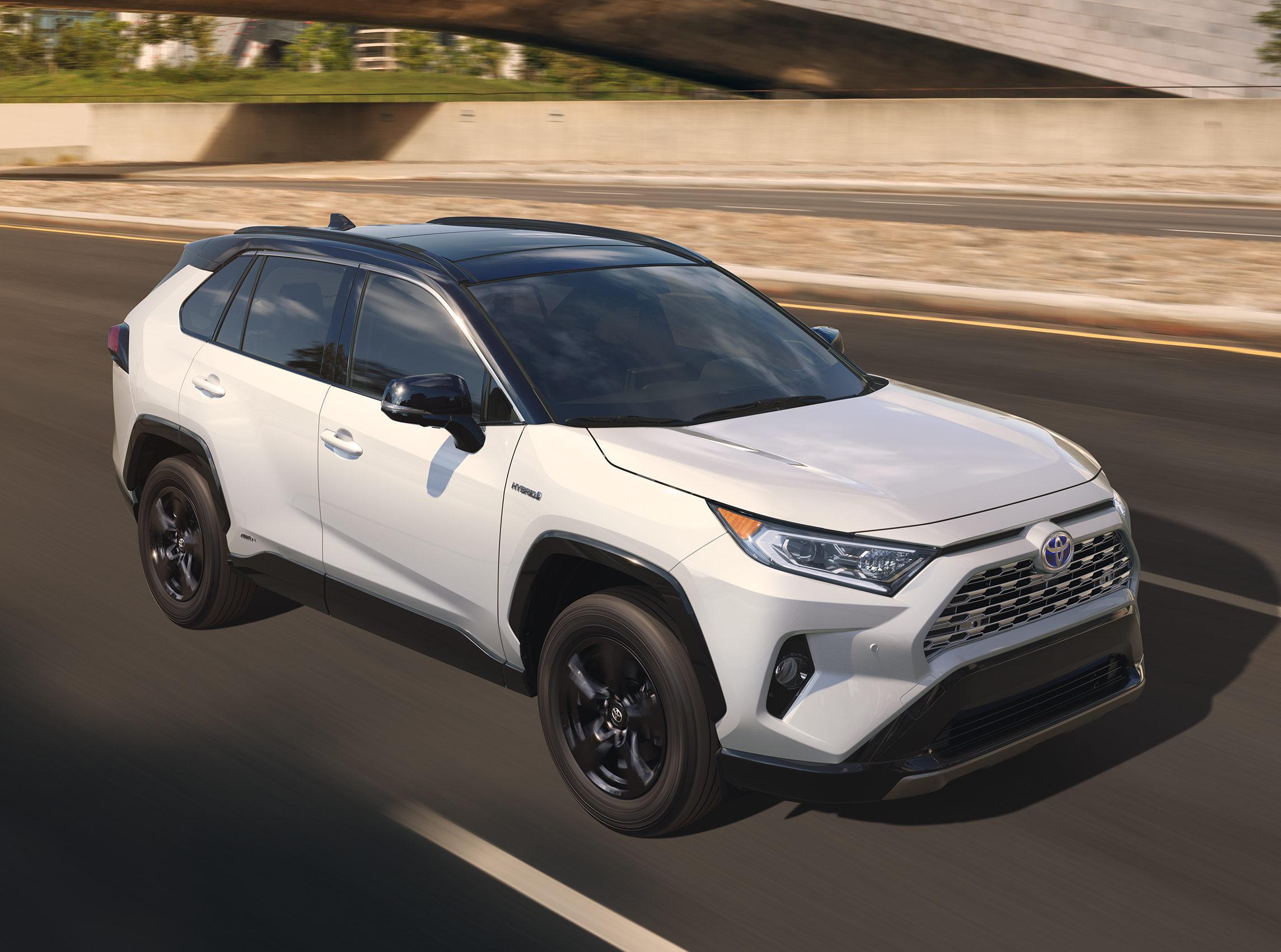 Novelis 2019 Toyota Rav4 4 Lighter