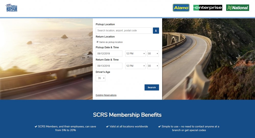 SCRS: Member Owners, Employees Can Get Discounts On