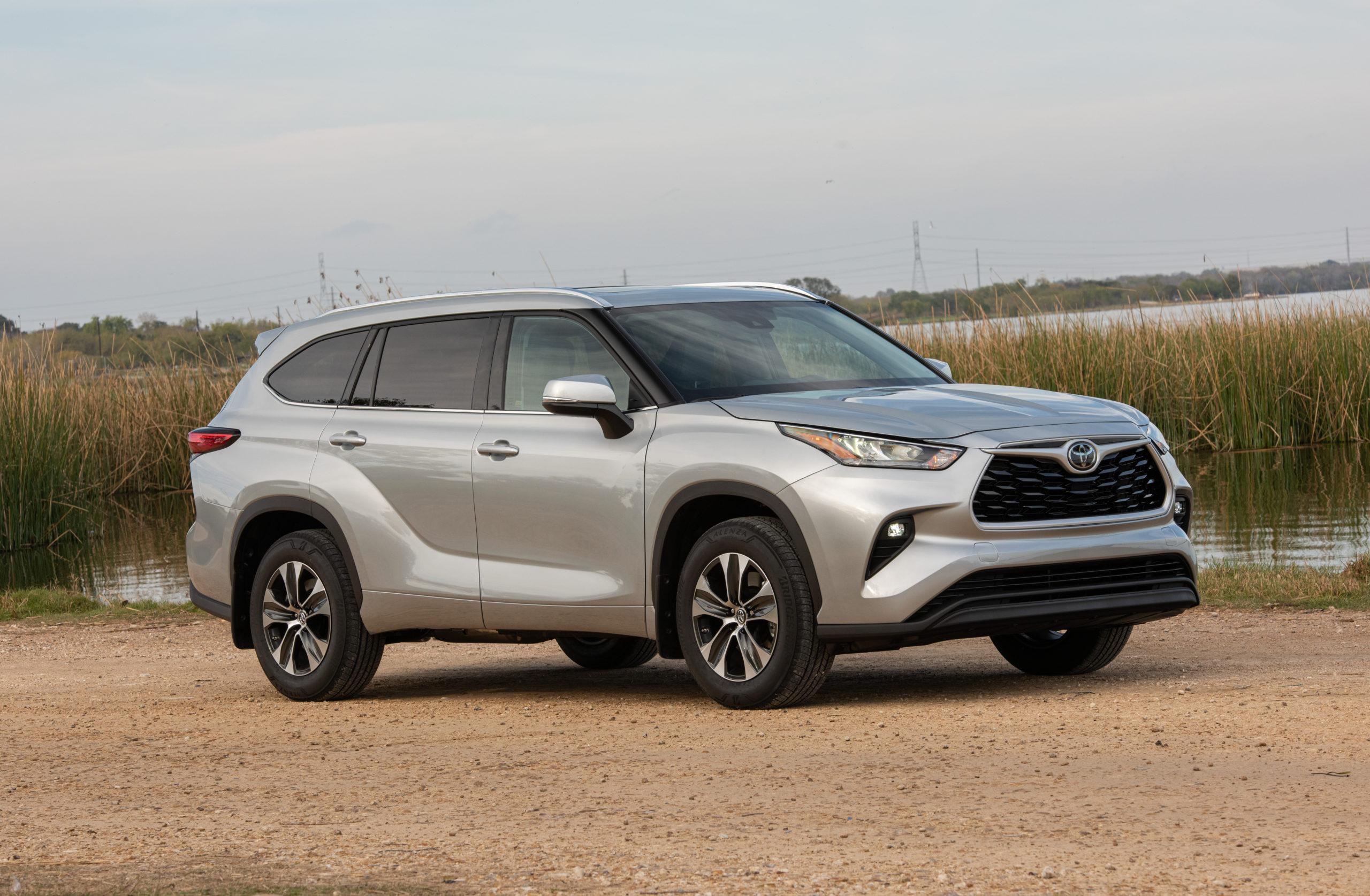 Toyota 2020 Highlander Has Extensive High Strength Steel Safety Sense 2 0 Adas Repairer Driven Newsrepairer Driven News