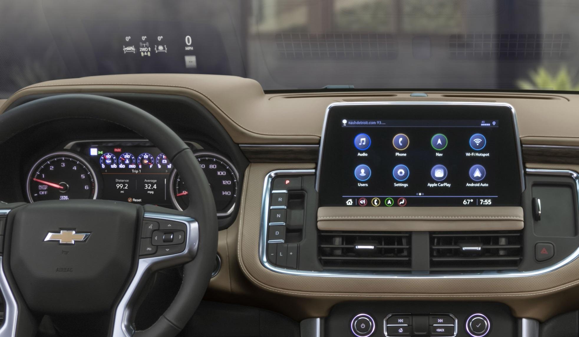Chevrolet: 2021 Tahoe, Suburban to have aluminum closures ...