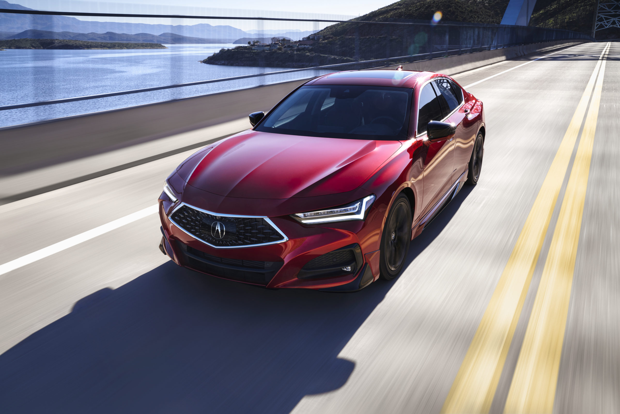 Next Generation 2021 Acura Tlx Has More Rigid Body Structure Aluminum Fenders Repairer Driven Newsrepairer Driven News