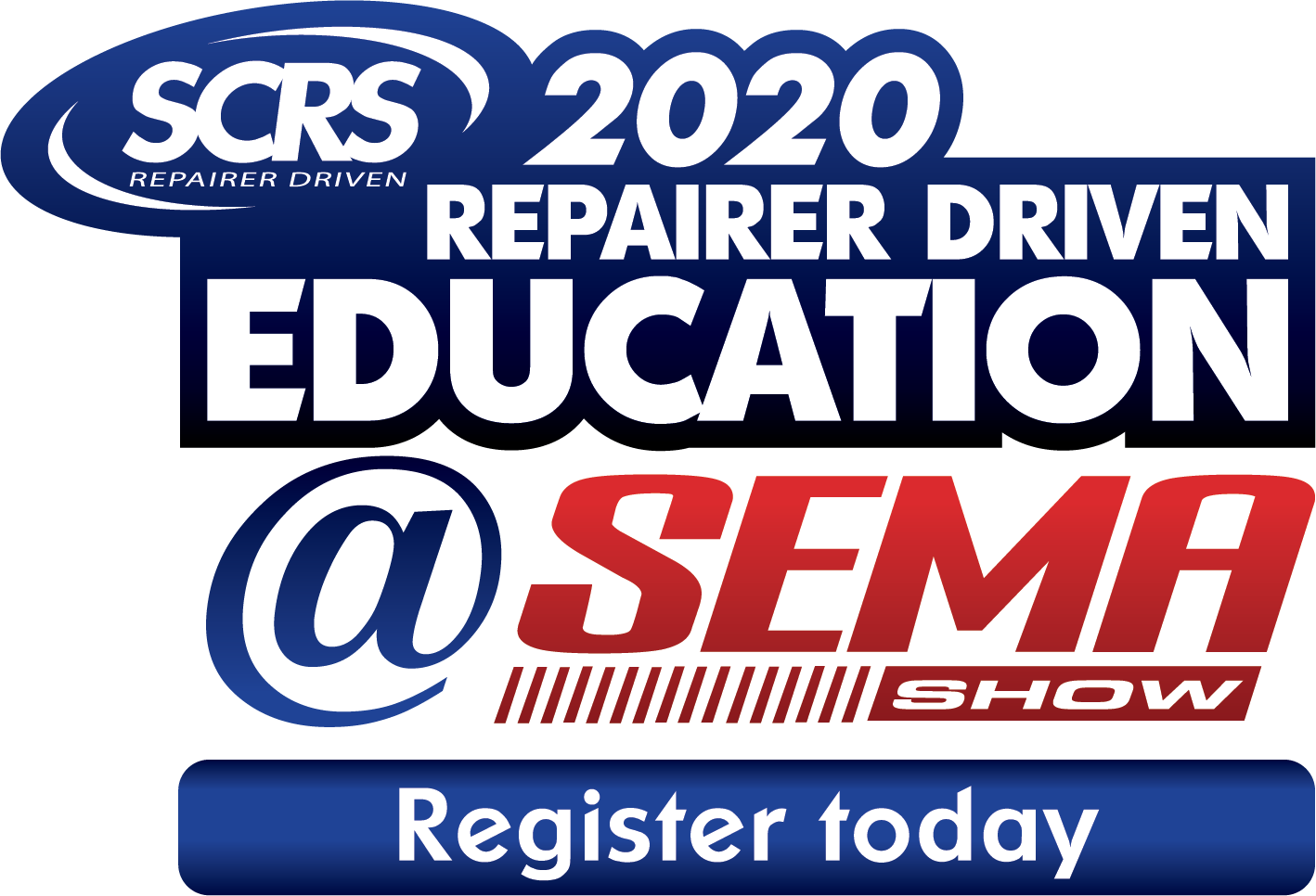 Register now for SCRS Repairer Driven Education at SEMA 2020!