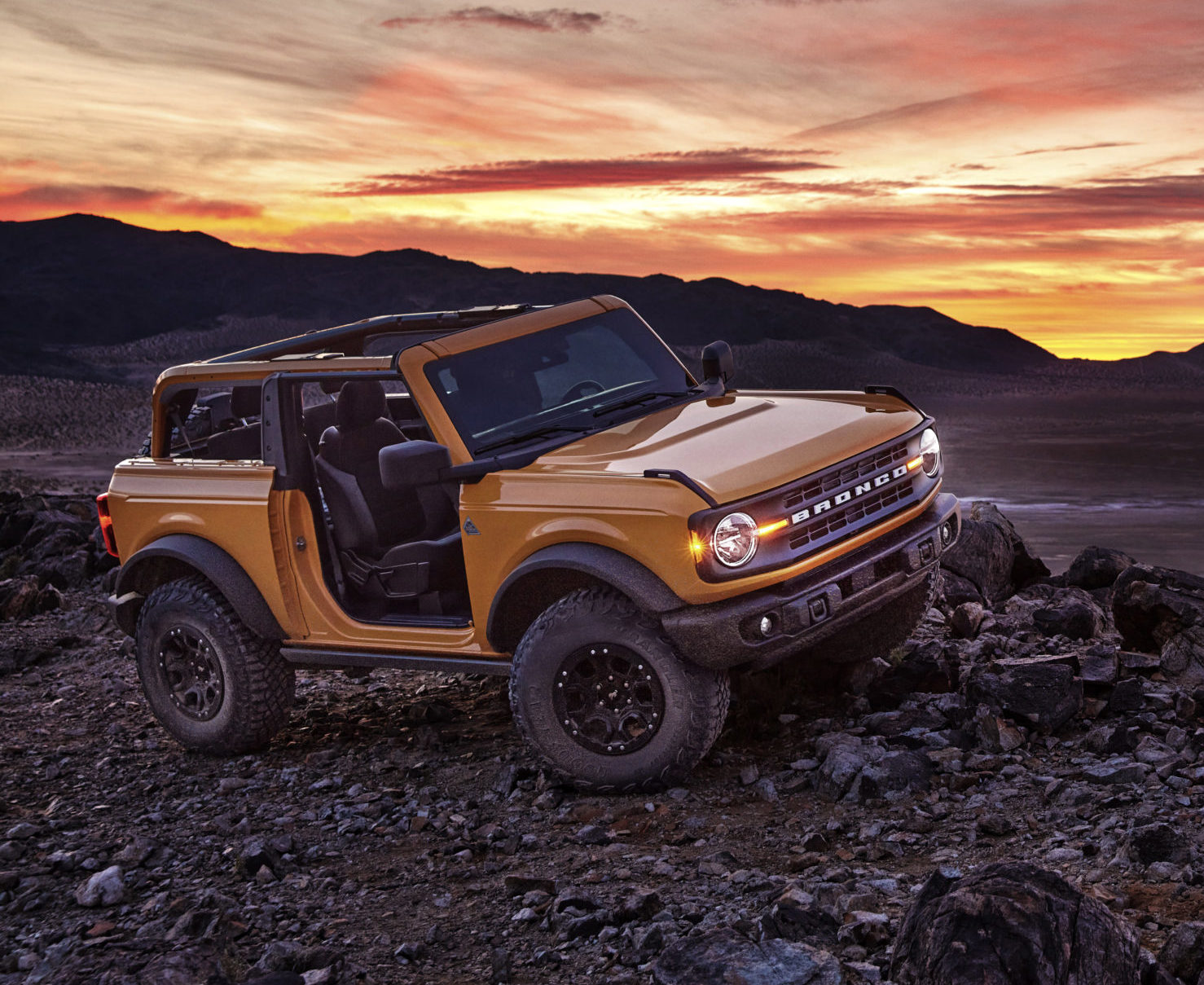 Ford: 2021 Bronco mixes steel, aluminum, offers 'quick ...