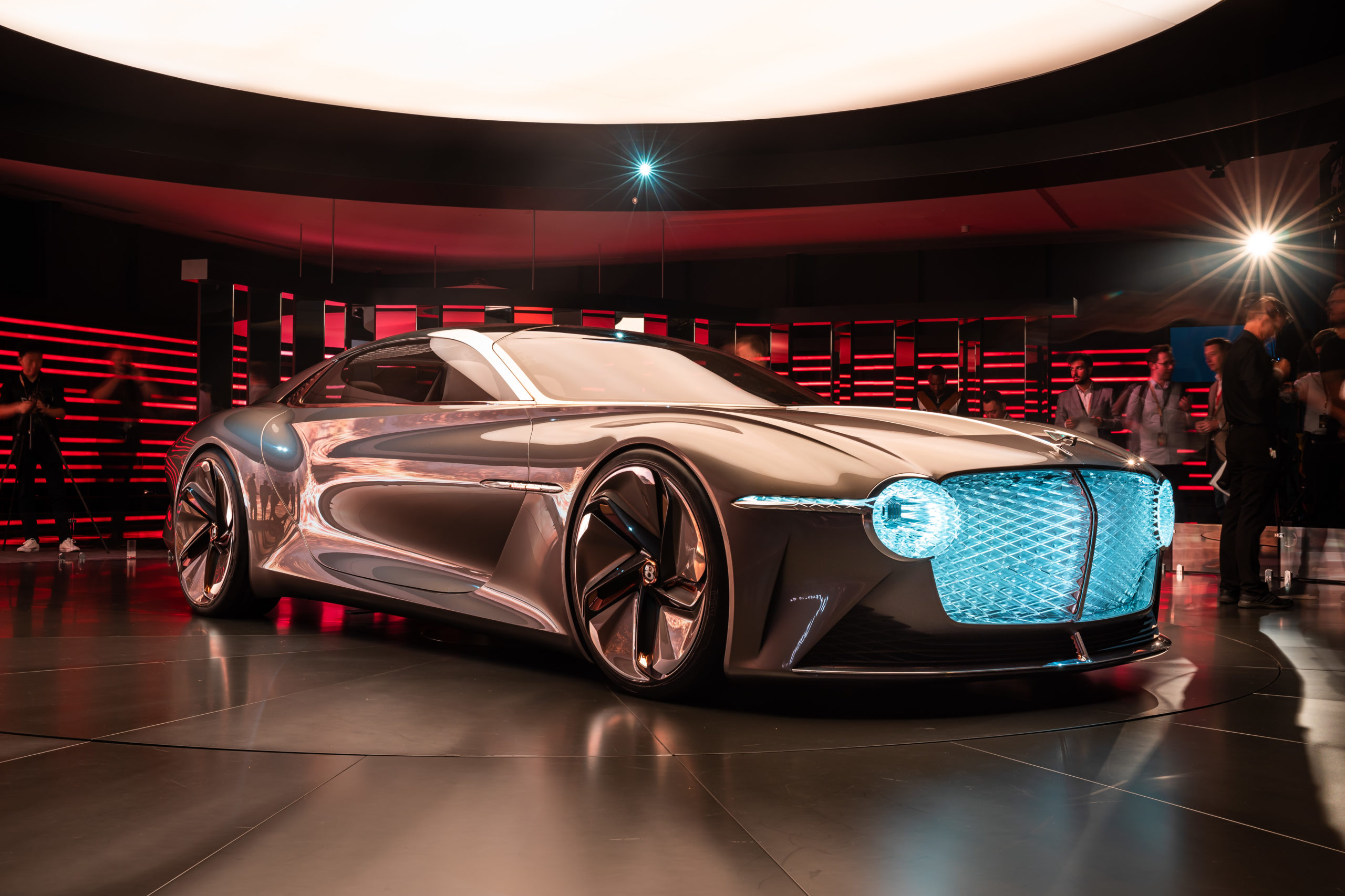 Bentley To Only Sell Electric Vehicles By 2030 Repairer Driven Newsrepairer Driven News